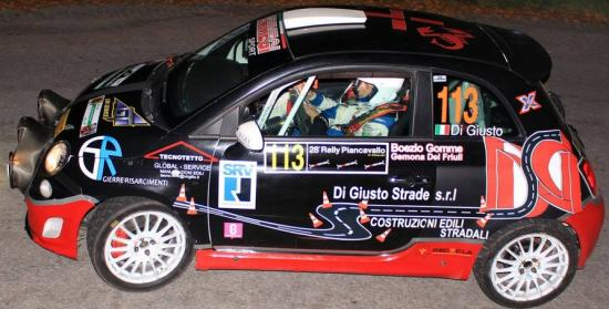 SRV AL 28° RALLY DEL PIANCAVALLO